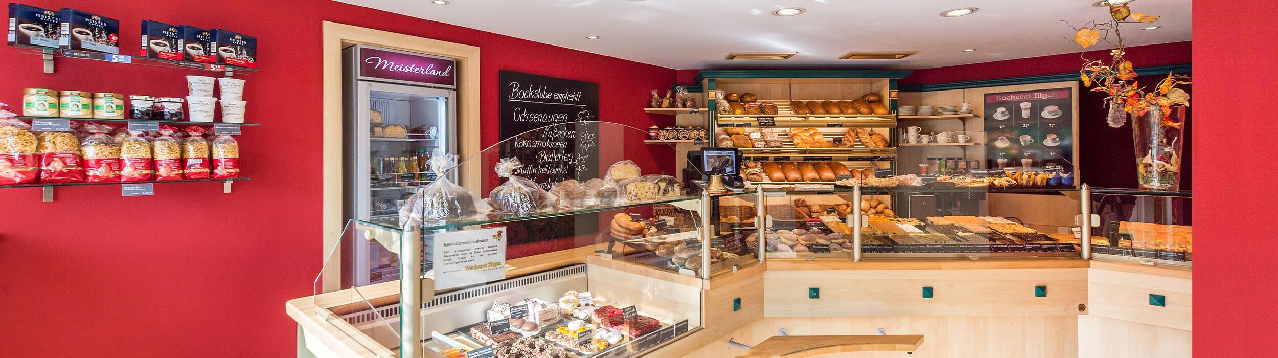 Bäckerei Illgen - Standort Großschirma