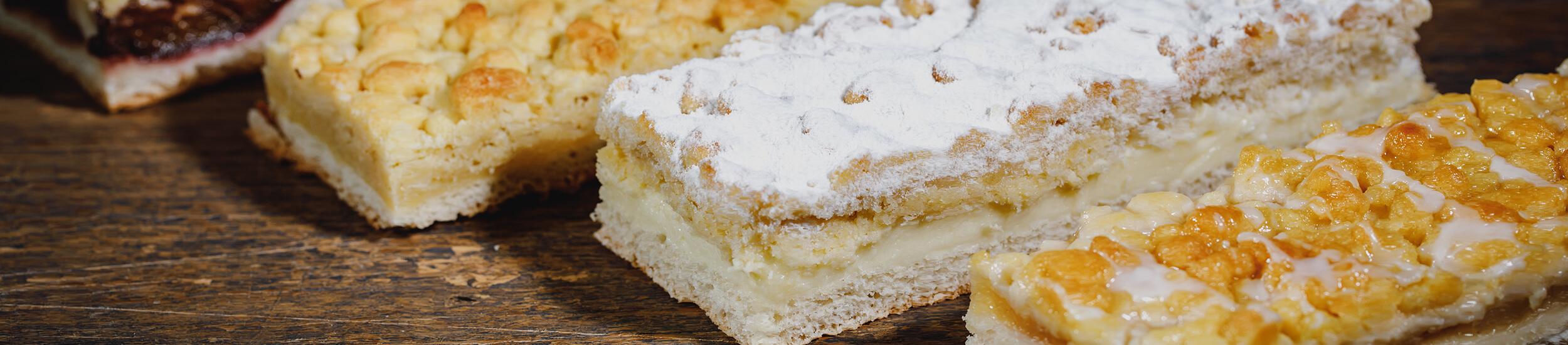 Bäckerei Illgen - Blechkuchen