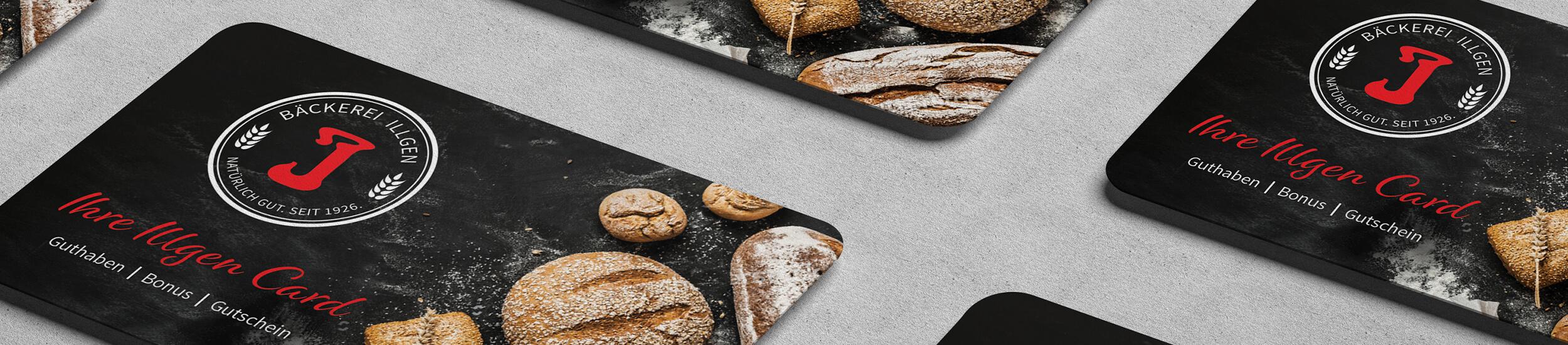 Bäckerei Illgen - Illgen-Card